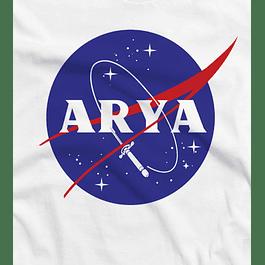 Arya Nasa Funny Logo