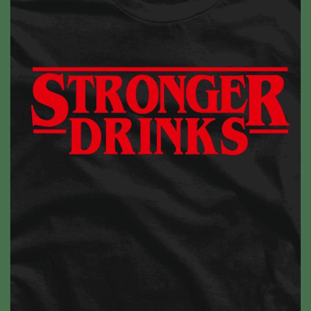 Stronger Drinks
