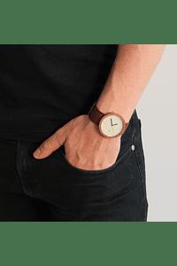 Reloj Chatwin White