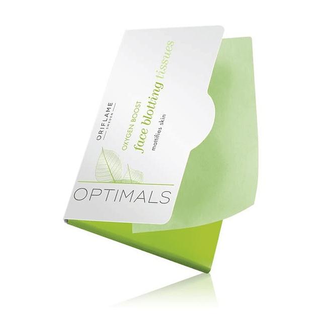 Toallitas papelitos matificantes rostro absorbentes grasa brillo