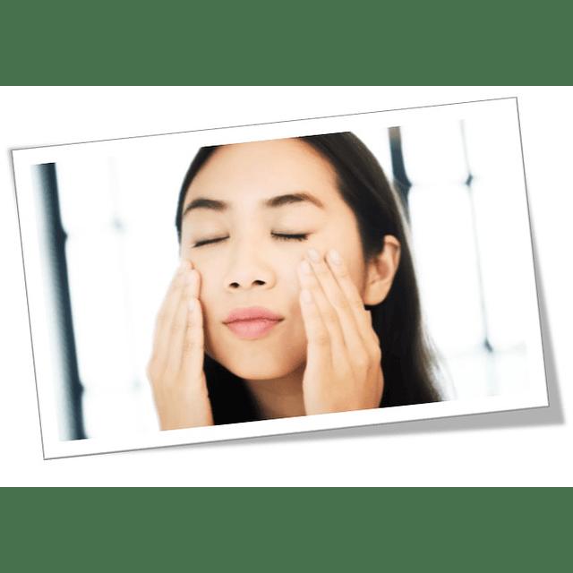 Tónico facial hidrolato puro lavanda loción rosácea calmante enrojecimiento