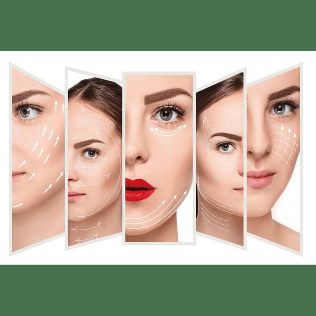 Gel elimina arrugas borra cicatrices revitalizante vitamina A E C
