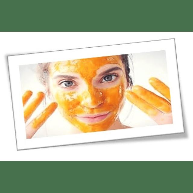 Mascarilla facial retinol vitamina A mascara nutritiva gervitol Fontboté