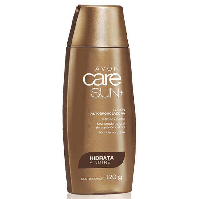 Crema autobronceadora natural DHA efecto bronceado avon Chile