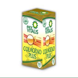 Cápsulas colágeno hidrolizado + vitamina E + betacaroteno + zinc