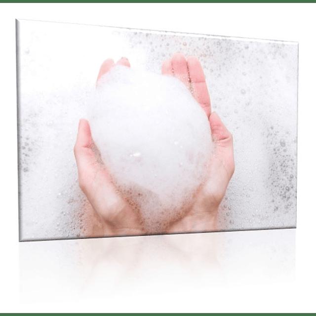 Esponja corporal exfoliante peeling cuerpo la mejor limpiadora pack 2