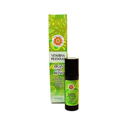 Vitaminas fortalecer alargar o crecer pestañas largas aceite ricino argan