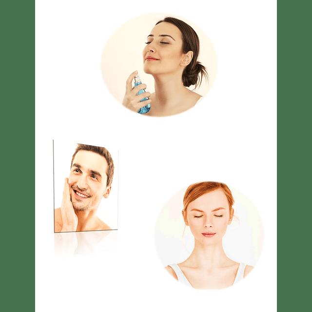 Loción tónico hidratante Dr. Fontboté humectante piel rostro y cuello
