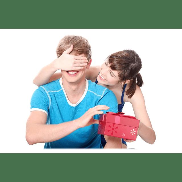 Regalo sorpresa para hombre o mujer unisex