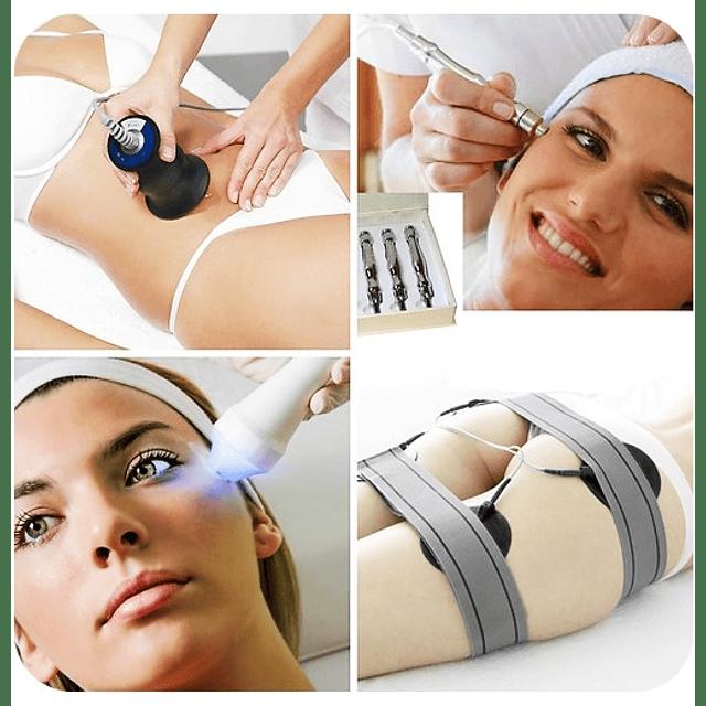 Gel conductor dermik 500 ml aparatología facial y corporal electrodos