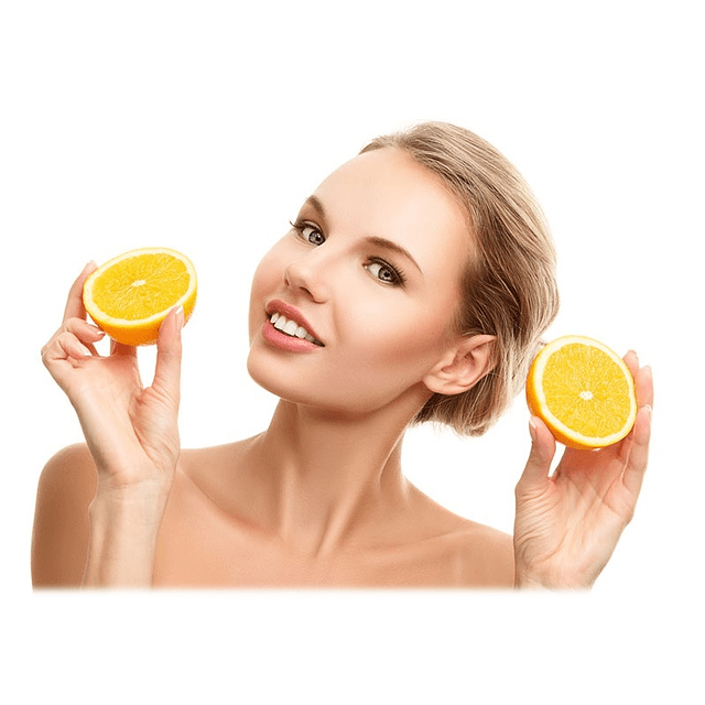 Cápsulas vitamina C natural aura vitalis pastillas o tabletas Chile
