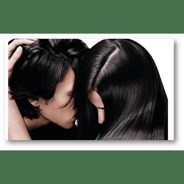 Shampoo control anticaspa y antigrasa Hairx oriflame champú