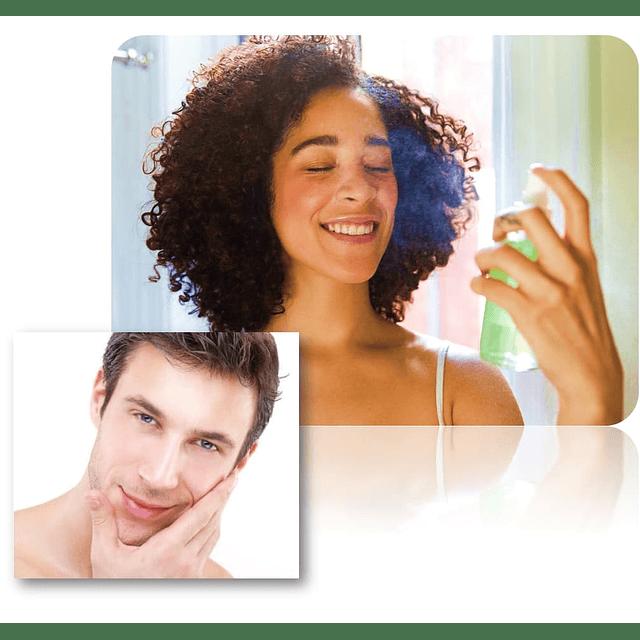 Loción hidratante Dr. Fontboté tónico facial rostro y cuello pack 2