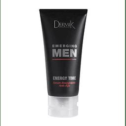 Serum emerging men dermik suero energy time antiarrugas facial