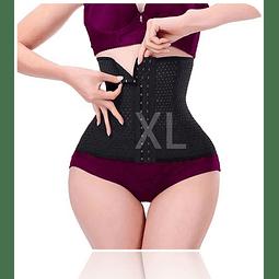 Faja corporal compresora elasticada cintura perfecta  talla XL mujer