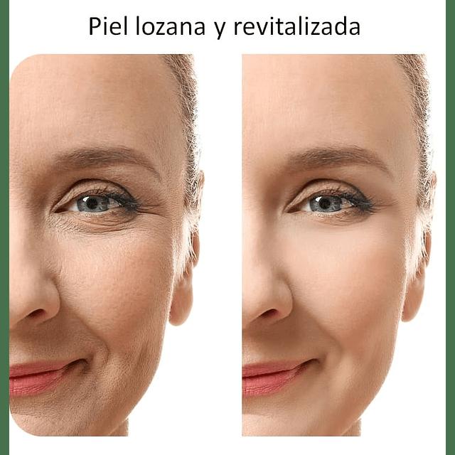 Crema antiarrugas + Serum ácido hialurónico + Limpiadora facial agua micelar