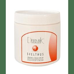 Crema celu stop dermik svelthus anticelulitis reductora corporal efectiva chile