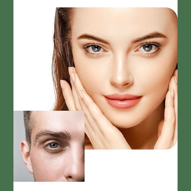 Crema + aceite revitalizante antienvejecimiento alisa arrugas rostro Chile