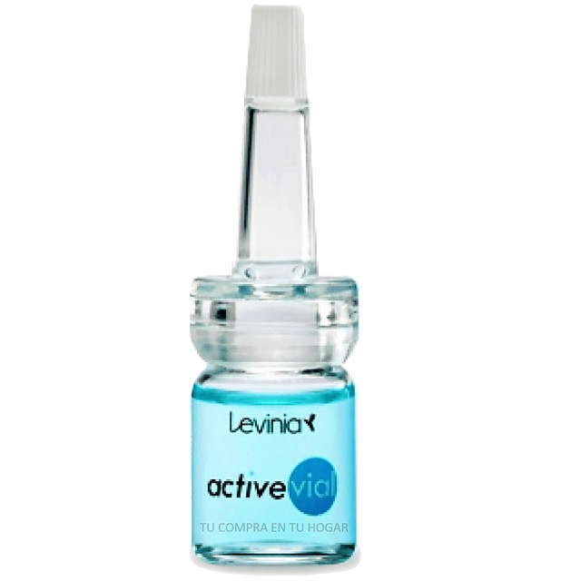 Hyaluronic acid concentrated Serum or serum dermik levinia active vial
