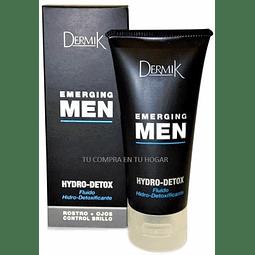 Crema hombre emerging men hydro detox dermik acido hialurónico antiedad