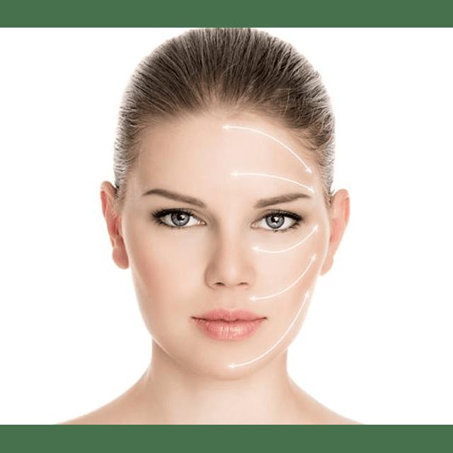 Loción hidrocolageno dermik vitamina c y e antiedad tónico hidratante