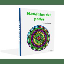 Libro PDF pintar mandalas energía positiva colección exclusiva colorear