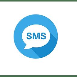 Notificación extra N° de seguimiento vía SMS