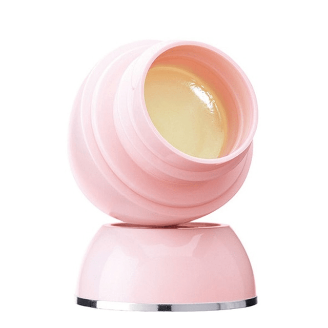 Crema nutritiva cera de abejas natural y vitamina E contorno ojos y labios