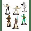 Set De Personajes Star Wars - Cantina