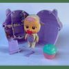 Cry Babies - Magic Tears Mini Bottle House Purpura - Bebes llorones