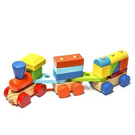 Tren de bloques