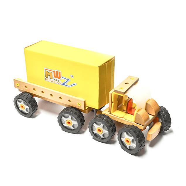 Camión armable