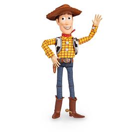 Woody habla en Ingles