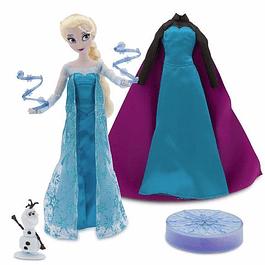 Elsa / Frozen / canta en Inglés
