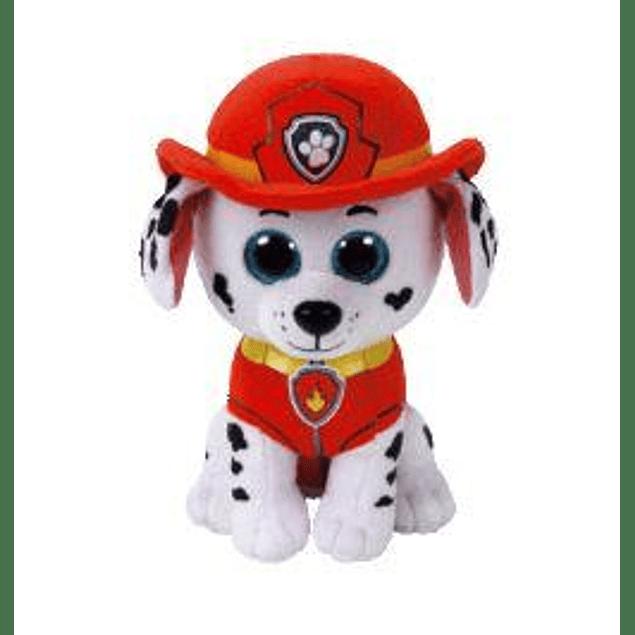 Marshall peluche 18 cms - Patrulla de Cachorros (Paw Patrol)