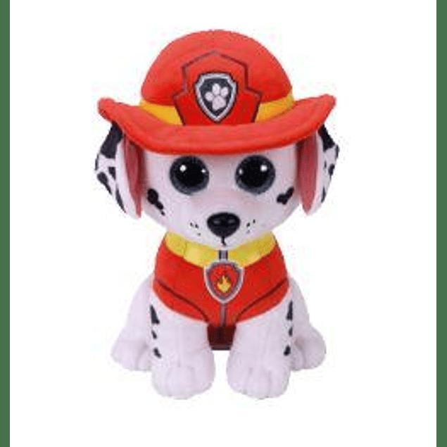 Marshall peluche 25 cms - Patrulla de Cachorros (Paw Patrol)