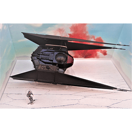 Nave Kylo Ren - Star Wars