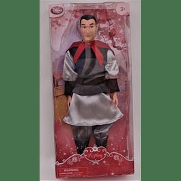 Li Shang - Mulán - Classic Doll
