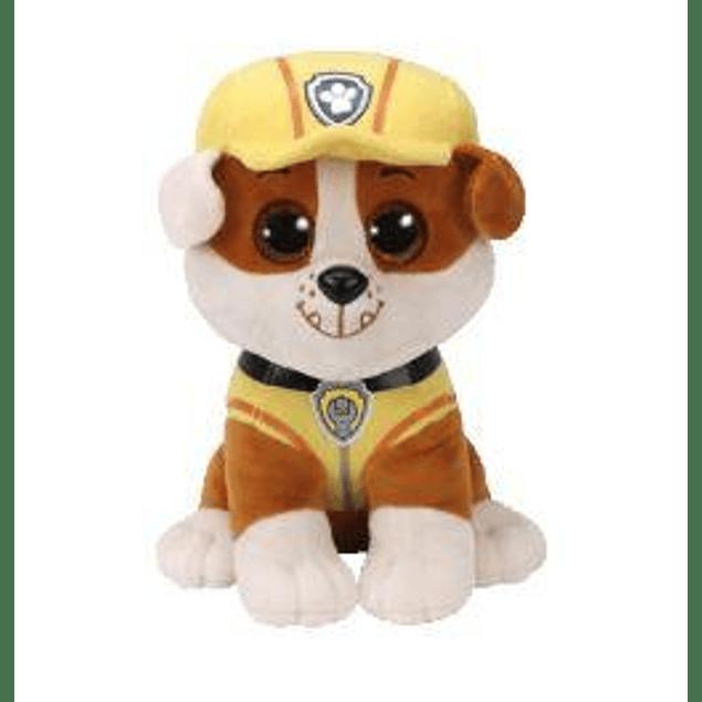 Rubble peluche 25 cms - Patrulla de Cachorro (Paw Patrol)