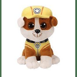 Rubble peluche 15 cms - Patrulla de Cachorro (Paw Patrol)
