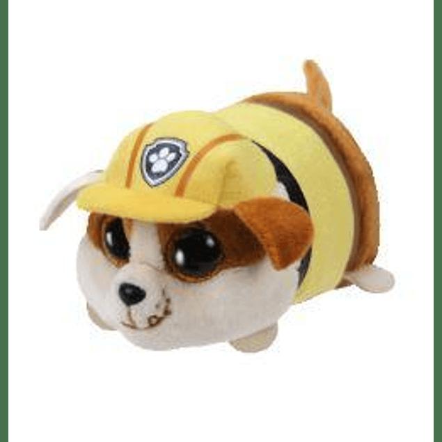 Rubble peluche 5 cms (Tsum Tsum) - Patrulla de Cachorro (Paw