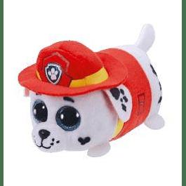 Marshall peluche 5 cms (Tsum Tsum) - Patrulla de Cachorro