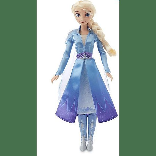 Elsa canta en inglés - Frozen 2