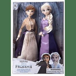 Anna y Elsa - Frozen 2