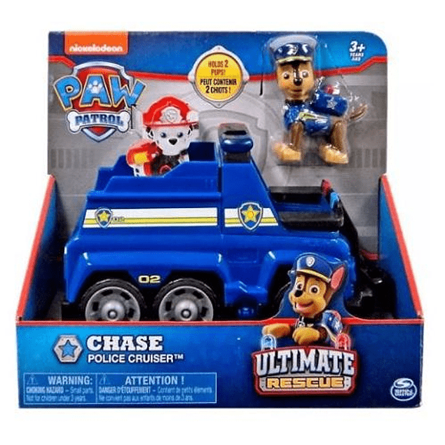 Chase - ultimate rescue