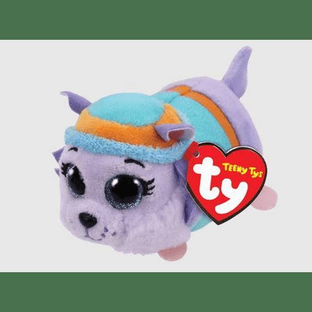 Everest peluche 5 cms (Tsum Tsum) - Patrulla de Cachorro (Pa