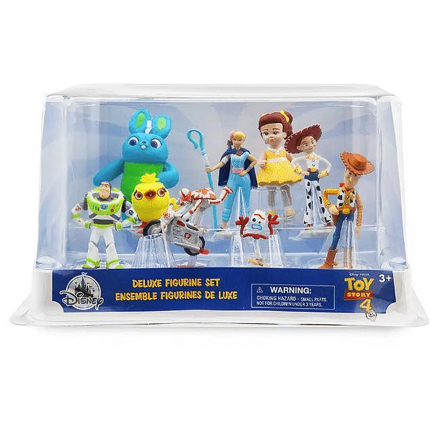 Set de figuras Toy Story 4 - Disney