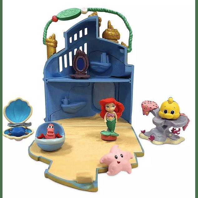 Palacio Ariel - mini animators