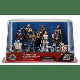 Set de personajes de la Resistencia - Star Wars