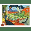 Puzzle Dinosaurios - 100 Piezas - Crocodile Creek